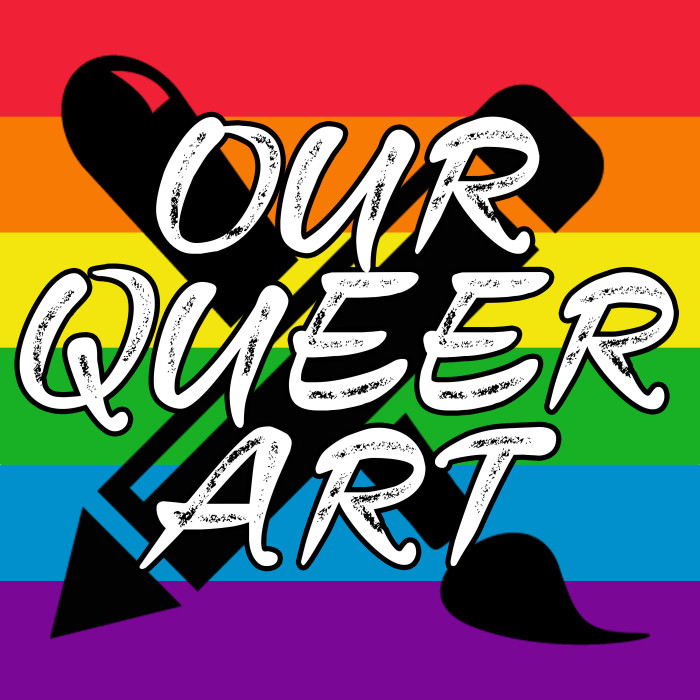 Our Queer Art logo